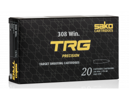 Sako TRG Precision .308 Win Ammo 175 Grain HPBT