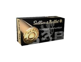 Sellier & Bellot 240 gr Semi-Jacketed Hollow Point .44 Mag Ammo, 50/box - SB44C