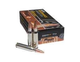 Sig Sauer 308 Winchester 150gr Elite Hunting HT Ammunition 20rds - E300H1-20