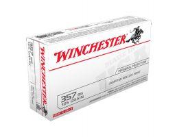 Winchester USA 357 Sig 125gr JHP -  - USA357SJHP