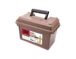 SSA Custom Comp. 115gr HPBT 6.8 SPC Ammo Can, 200rds - 69630