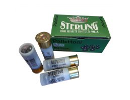 "Sterling 12GA 00 Buckshot 2 3/4"" 1 3/16oz 10rd Box"