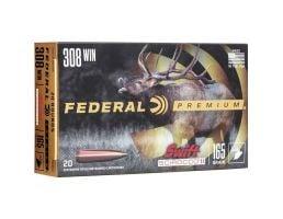 Federal 165 gr Swift Scirocco II .308 Win Ammo - P308SS1
