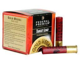 Federal 410ga 2.5 Max 1.5oz #9 Gold Medal Plastic Shotshells 25rds - T412 9