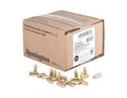 Remington UMC 9mm Ammo 115 gr FMJ L9MM3BP