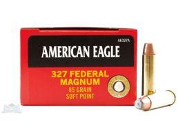 American Eagle .327 Federal Magnum 85gr Soft Point Ammunition 50rds - AE327A