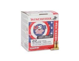 Winchester .22 LR 36 gr CPHP 500 Rounds Ammunition