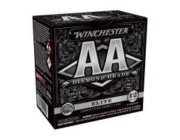 """Winchester AA Diamond Grade 2.75"""" 1 oz 7 Shot 12 Gauge Ammunition 25 Rounds"""