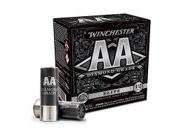 """Winchester AA Diamond Grade 2.75"""" 1 1/8 oz 7 Shot 12 Gauge Ammunition 25 Rounds"""