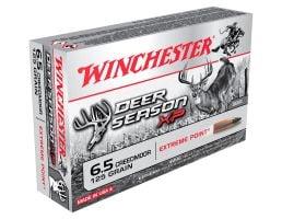 Winchester Deer Season 125 gr XP 6.5 Creedmoor Ammunition 20 Rounds