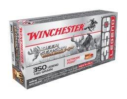 Winchester Deer Season XP 150 gr Copper Impact .350 Legend Ammunition For Sale