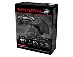 "Winchester Double X Diamond Grade 3"" 7.5 Shot 3/4 oz .410 Ammunition For Sale"