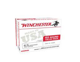 Winchester Ammunition USA Ready 125 gr Open Tip 6.5 Crd Ammo