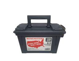 Winchester Ammunition USA 125 gr Open Tip 6.5 Crd Ammo, 120/box - USA65CMAC