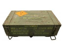 Yugoslavian Military Surplus 123 gr M67 7.62x39 Ammo, 1,260 Round Crate