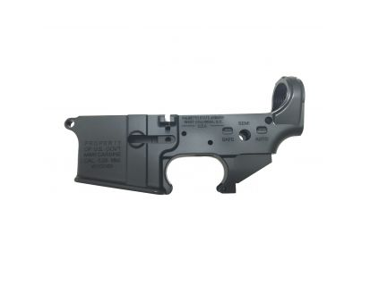 PSA M4A1 Stripped Lower Receiver