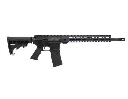 "PA-15 16"" Nitride M4 Carbine 5.56 NATO Classic AR-15 Rifle with 13.5"" M-LOK Rail, Black"