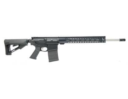 "PSA Gen3 PA10 20"" Rifle-Length Stainless Steel Lightweight M-Lok STR 2-Stage Rifle"
