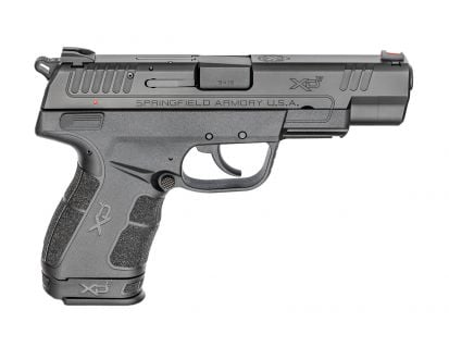 "Springfield Armory XD-E 4.5"" Single Stack 9mm Pistol - XDE9459B"