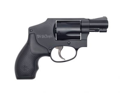 "S&W Model 442 ""We The People"" .38Spl 5rd 1.875"" Revolver, Black - 13305"