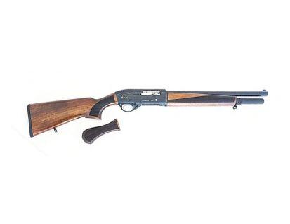 """Black Aces Tactical Pro Series SMAX 12ga 18.5"""" Semi-Auto Shotgun, Natural Walnut - SMAXWD"""