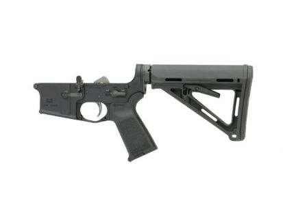 PSA AR15 Complete MOE EPT Stealth Lower, Black
