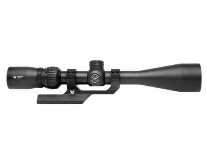"Vortex Sonora 4-12x44 Riflescope w/ Dead-Hold BDC Reticle & Vortex Cantilever Ring Mount For 1"" Tube with 2"" Offset"