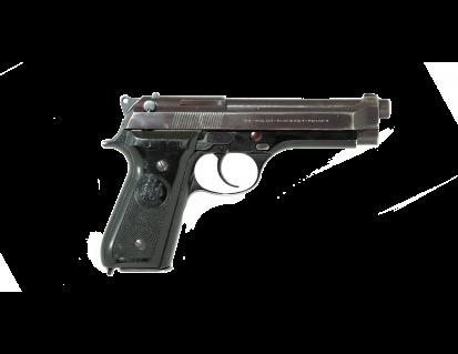Beretta 92S Italian Police Trade-In 9mm Pistol