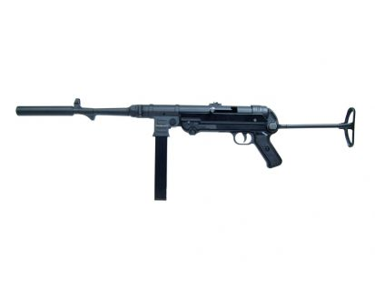 Blue Line Solutions Mauser Rifle MP-40 Carbine .22LR