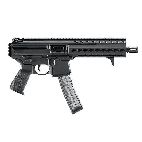 """Sig MPX 9mm Keymod Rail 8"""" MPX-P-9-KM Range Model"""