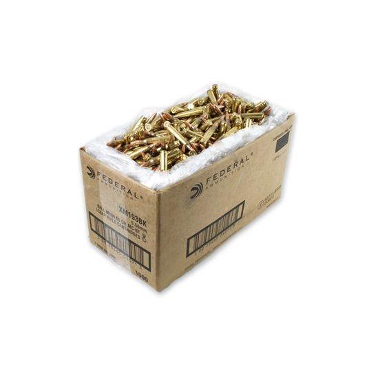 Federal Bulk Ammo in box