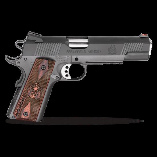 Springfield Armory Pistol 1911-A1 9mm Range Officer Operator Parkerized PI9130LP