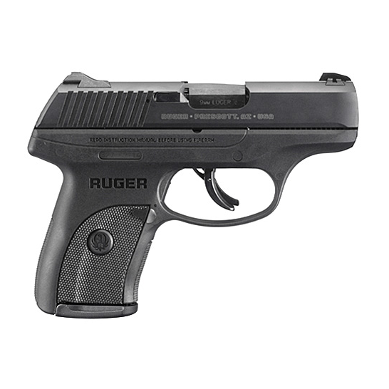 Ruger LC9s PRO best single-stack 9mm