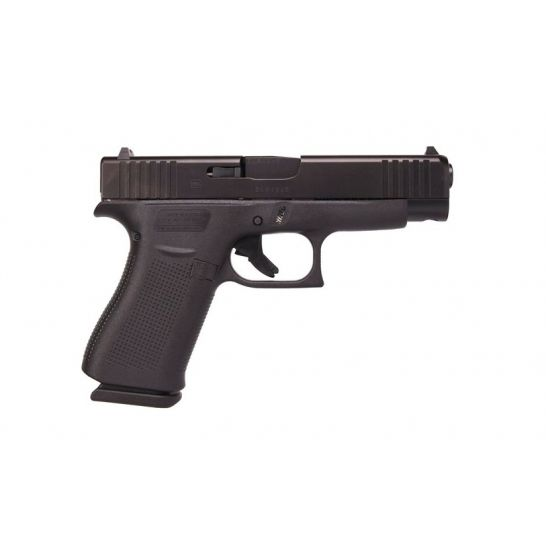 Glock G48 best single-stack 9mm