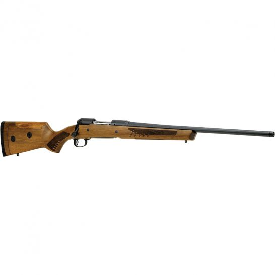 Savage Arms 110 Classic 7mm Rem Mag Bolt Action Rifle, Oiled Brown - 57430