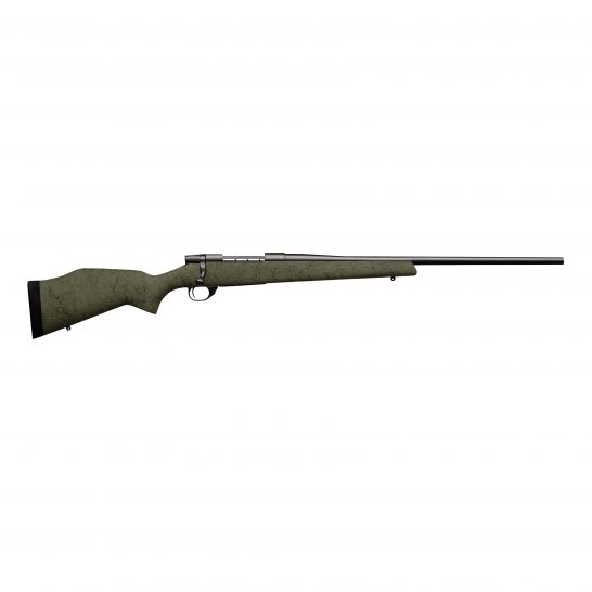 Weatherby Vanguard RC .300 Mag Bolt Action Rifle, Accented Spiderweb Green