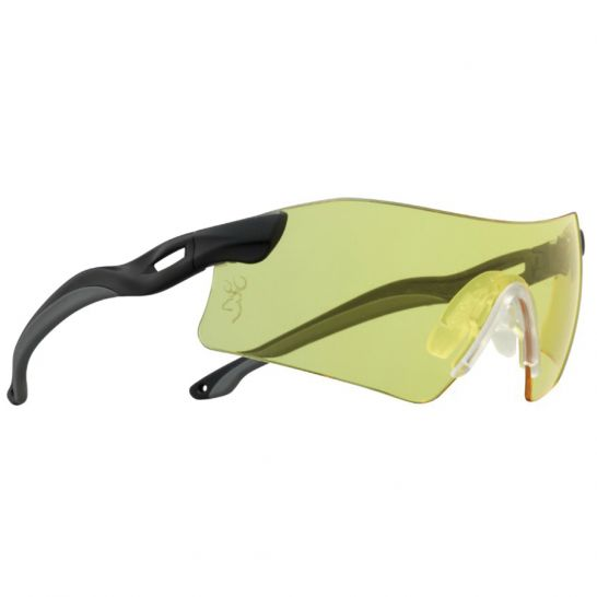 Clear 1279470 Browning Glasses Claybuster Shooting Glasses