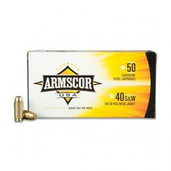 Armscor .40 S&W 50ct