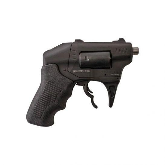 Standard MFG Thunderstruck .22 WMR Revolver, Anodized Black - S333