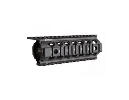 "AR-15 Upper Parts Troy Carbine/M4 Enhanced 7"" Drop-In BattleRail, BLK"