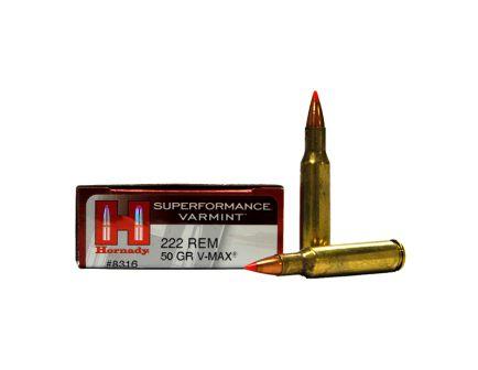.222 Remington Ammo