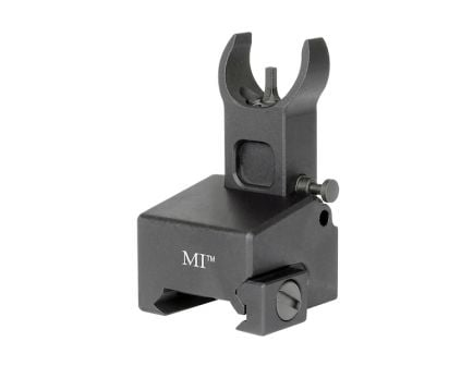 Midwest Industries Low Profile Flip Front Sight, Gas Block Mounted, Locking _ MI-LFFG