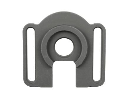Midwest Industries Mossberg 500/590 Slotted End Plate Adapter, Ambidextrous - MCT590-2A
