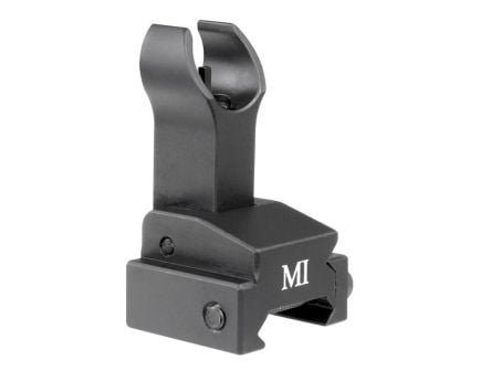Midwest Industries Flip Up Front Sight, Gas Block Mount Model ‒ MCTAR-FFG