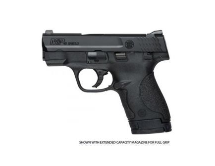 Smith & Wesson M&P SHIELD .40 S&W With Thumb Safety - 180020