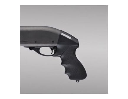 Hogue Overmolded Tamer Rear Pistol Grip for Remington 870 12 Gauge Black Rubber 08714