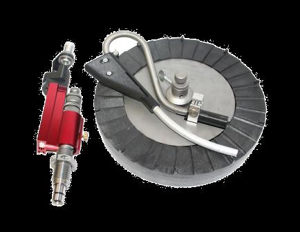 Hornady Lock-N-Load Progressive Press Rifle Bullet Feeder Kit 22 Caliber 110 Volt - 095340