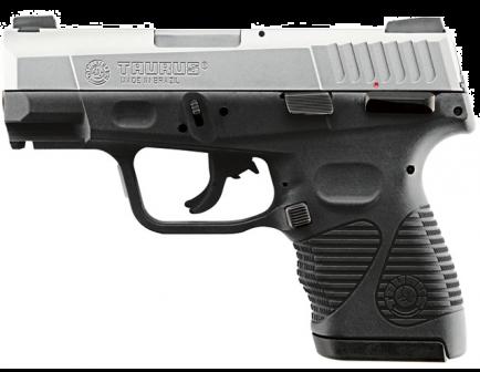 "Taurus PT27/7 G2 9mm 4.2"" 17rd Stainless Steel  24/7-G29SSC-17  1-247099G2C-17"