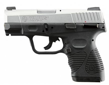 "Taurus PT24/7 G2 45acp 3.5"" Stainless Steel Slide  24/7-G245SSC-12  1-247459G2C-12"
