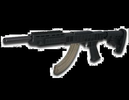 TAPCO INTRAFUSE 10/22 Tactical Trainer - Black STK63161